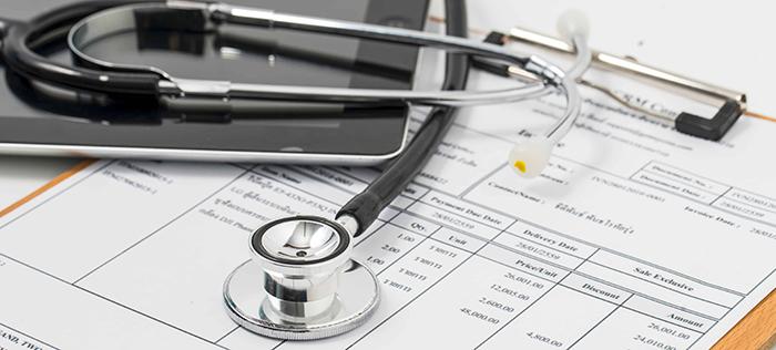 medical billing title banner